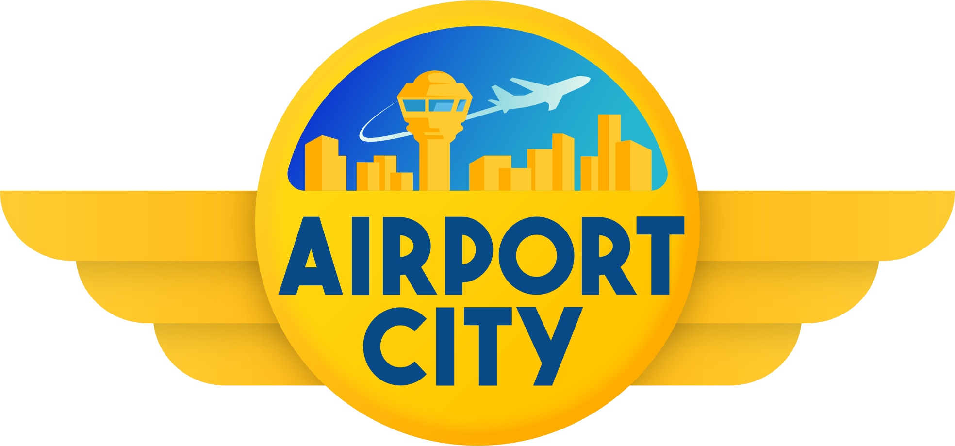 logo for Airport City